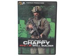 "Panteao ""Make Ready with Chappy: NVG / IR Skill Builder"" DVD"