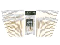 RamRodz Cotton Gun Cleaning Swabs .40 Caliber Pack of 100
