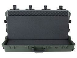 Pelcian Storm 3100 Scoped Rifle Gun Case with Solid Foam Insert and Wheels Polymer
