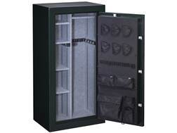 Stack-On Elite Fire-Resistant 24-Gun Safe with Door Storage