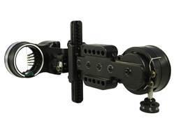 "Spot-Hogg Wrapped Boss Hogg 5-Pin Bow Sight .019"" Pin Diameter Small Guard Right Hand Aluminum Black"