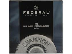 Federal Large Rifle Magnum Primers #215