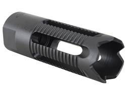 "Yankee Hill Machine Flash Hider Phantom 5C2 Aggressive 5/8""-24 Thread AR-10, LR-308 Steel Parkerized"