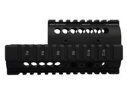 Midwest Industries 2-Piece Handguard Quad Rail AK-47, AK-74 Aluminum