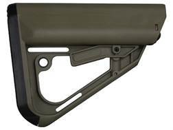 DoubleStar TI-7 Buttstock Collapsible Mil-Spec Diameter AR-15, LR-308 Synthetic Olive Drab