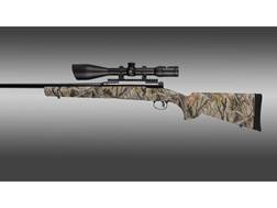 Hogue Rubber OverMolded Rifle Stock Savage 10, 11, 14, 16 Short Action Detachable Magazine Factory Barrel Channel Pillar Bed Synthetic Versatile Camo