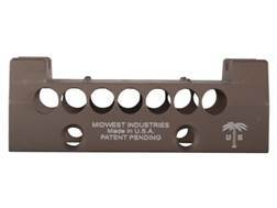 Midwest Industries US Palm AK-47, AK-74 Handguard Top Cover with Burris FastFire Optic Mount Aluminum Flat Dark Earth