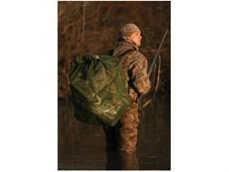 Avery Square Bottom Duck Decoy Bag Holds 24 Decoys Mesh Moss Green