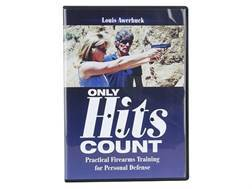 """Only Hits Count: Practical Firearms Training for Personal Defense"" DVD with Louis Awerbuck"