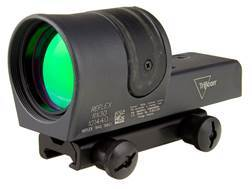 Trijicon RX30-C Reflex Sight 1x 42mm 6.5 MOA Dual-Illuminated Amber Dot with TA51 Mount Cerakote