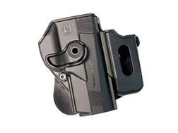 Beretta Retention Paddle Holster with Magazine Pouch Right Hand Beretta PX4 Storm Full Size 9mm, 40 S&W Polymer Black