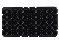 MTM Shotshell Tray 12 Gauge 50-Round Plastic Black