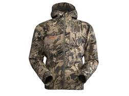 Sitka Gear Men's Dewpoint Rain Jacket Waterproof Polyester Gore Optifade Open Country Camo Medium 39-41
