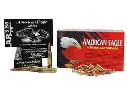 Federal Ammunition Shooter's Pack 22 Long Rifle and 5.56x45mm NATO Box of 460 (400 Rounds 22 Long Rifle and 60 Rounds 5.56x45mm NATO)