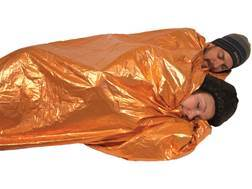 Adventure Medical Kits SOL Heatsheets 2- Person Emergency Bivvy Sleeping Bag Orange
