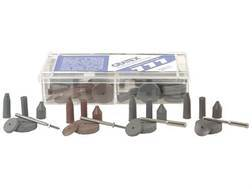 Cratex Abrasive Wheel and Point Kit 80 Piece