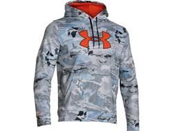 Under Armour Men's UA Camo Big Logo Hoodie Polyester
