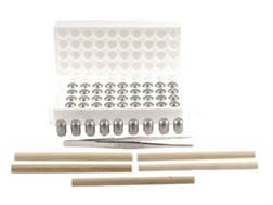 "Meister Bullets ""Slug Your Barrel Kit"" for 398-414 Caliber Firearms"