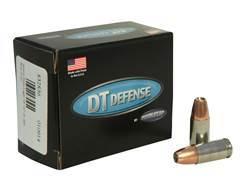 Doubletap Ammunition 9mm Luger +P 147 Grain Jacketed Hollow Point