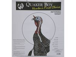 Quaker Boy Turkey Target Pack of 10