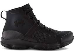 "Under Armour UA SpeedFit Hike 5.5"" Uninsulated Tactical Boots Leather and Nylon Black Men's"