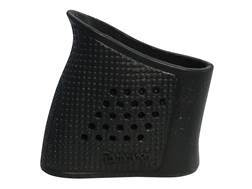 Pachmayr Tactical Grip Glove Slip-On Grip Sleeve Kel-Tec P-3AT, P-32, Ruger LCP, Beretta Nano, Taurus 738 TCP Rubber Black