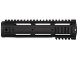 Yankee Hill Machine Free Float Tube Handguard Smooth/Quad Rail AR-15 Mid Length Aluminum Matte