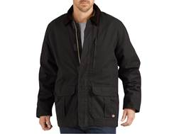 Dickies Sanded Duck Insulated Coat Cotton Rinsed Brown