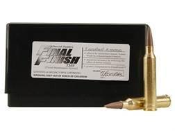 Tubb Final Finish Throat Maintenance System TMS Ammunition 7mm Remington Magnum Box of 20