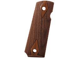 Colt Grips 1918 WWI-Style 1911 Government, Commander Checkered Walnut