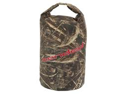 Banded Arc Welded Dry Bag 600D Armor Coated Max-5 Camo