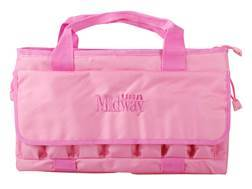 "MidwayUSA Tactical Pistol Case 14"" Pink"