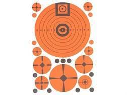 """Lyman Target Match Assortment Sheet 7"""" x 10"""" Package of 10"""