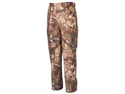 Scent-Lok Vortex Scent Control Windproof Fleece Pants Polyester Realtree Xtra