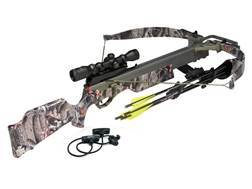 Excalibur Exocet 200 Crossbow Package with Shadow-Zone Illuminated Scope Realtree Hardwoods Camo - Blemished