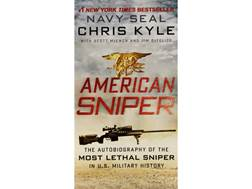 """American Sniper: The Autobiography of the Most Lethal Sniper in U.S. Military History"" Pocket Edition Book by Chris Kyle"