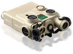 Steiner DBAL-A3 Civilian Dual Beam Aiming Laser Advanced 3 Green with IR Illuminator, Picatinny-S...