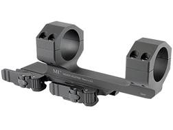 "Midwest Industries 30mm QD Scope Mount Picatinny-Style with 1.5"" Offset Matte"
