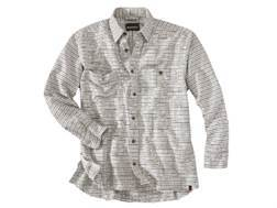 Woolrich Elite Oxford Concealed Carry Long Sleeve Shirt Cotton Loden Plaid XXL