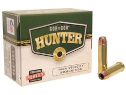 Cor-Bon Hunter Ammunition 357 Magnum 180 Grain Swift A-Frame Box of 20