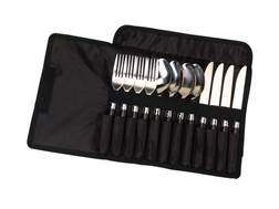Coleman 12-Piece Stainless Steel Utensil Set