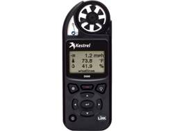 Kestrel 5000 Electronic Hand Held Weather Meter with Link Black