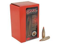 Hornady GMX Bullets 375 Caliber (375 Diameter) 250 Grain GMX Boat Tail Lead-Free Box of 50