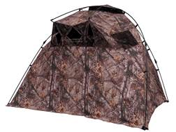"Ameristep The Crush Lightspeed Razor Ground Blind 69"" x 60"" x 60"" Polyester Realtree Xtra Camo"