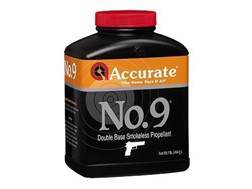 Accurate No. 9 Smokeless Powder