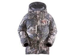 Sitka Gear Youth Kelvin Insulated Hoody Jacket Polyester Gore Optifade Open Country Camo Medium 28-1/2-30