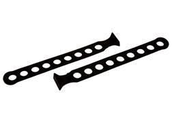 Kolpin Powersports Replacement Rubber Strap for UTV Gun Rack Pack of 2