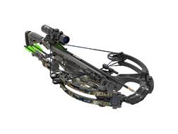 Barnett Razr Ice Crossbow Package with Illuminated Scope High Definition Camo