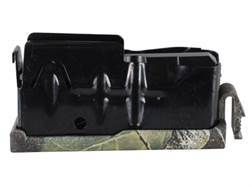 Savage Arms Magazine Savage Axis, Edge 243 Winchester, 7mm-08 Remington, 308 Winchester 4-Round Polymer Mossy Oak Break-Up Camo