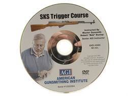 "American Gunsmithing Institute (AGI) Trigger Job Video ""The SKS Rifle"" DVD"